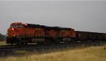 BNSF 6003 East
